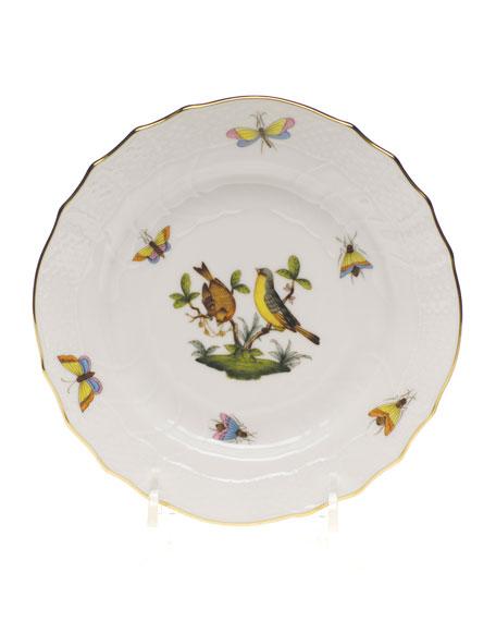 Rothschild Bird Bread & Butter Plate #7