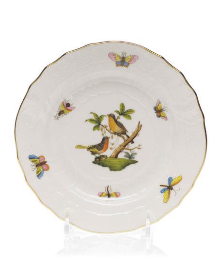 Rothschild Bird Bread & Butter Plate #8