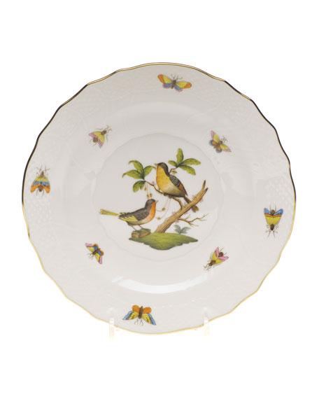 Herend Rothschild Bird Salad Plate #8