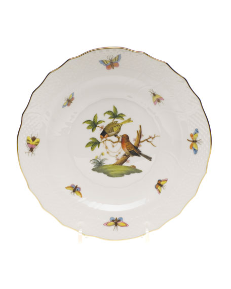 Rothschild Bird Salad Plate #10
