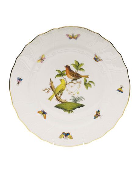 ROTHSCHILD BIRD DINNER #6