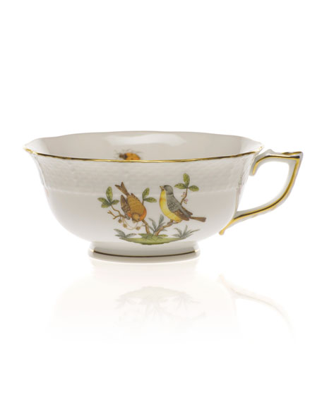 Herend Rothschild Bird Cup #7