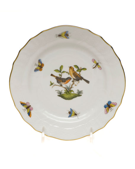 Rothschild Bird Bread & Butter Plate #9