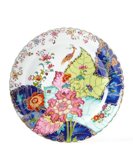 Tobacco Leaf Salad/Dessert Plate  sc 1 st  Neiman Marcus & Mottahedeh Tobacco Leaf Dinnerware u0026 Matching Items | Neiman Marcus