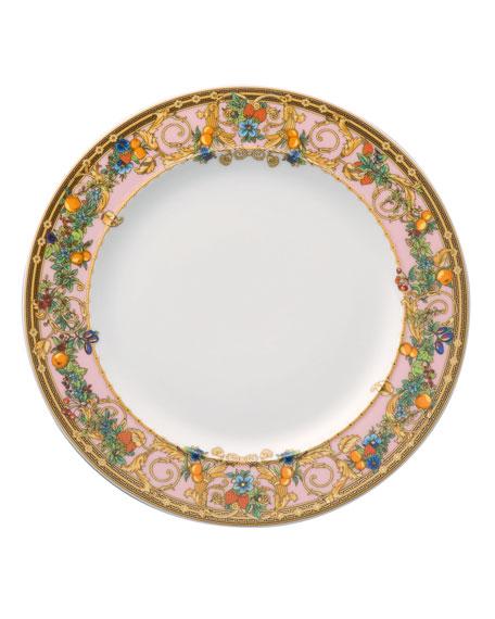 Butterfly Garden Salad Plate