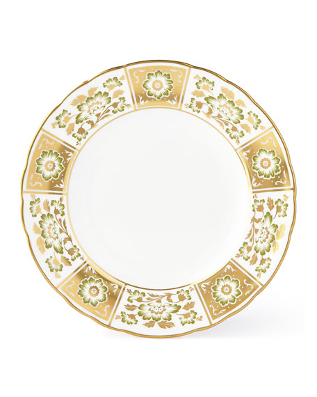 Derby Panel Green Salad Plate