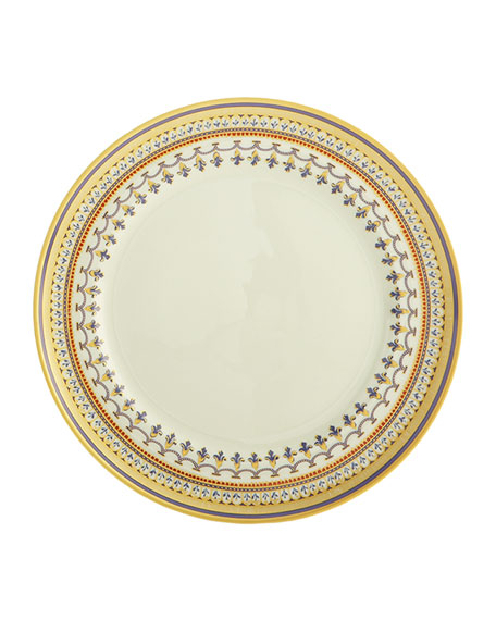 Chinoise Blue Salad Plate