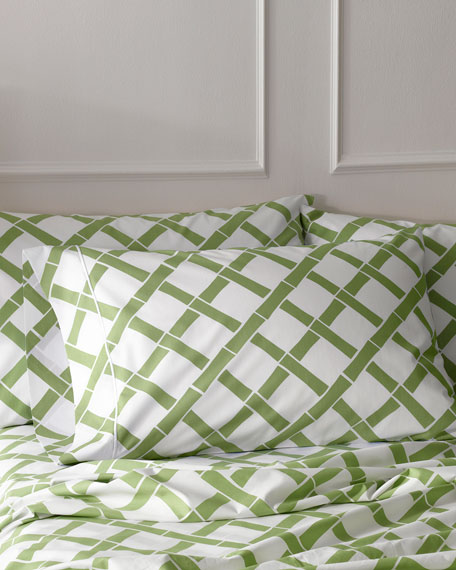 Matouk Queen Madison 300TC Fitted Sheet