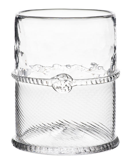 Juliska Gramah Double Old Fashioned Glass