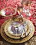 Vetro Gold Glassware