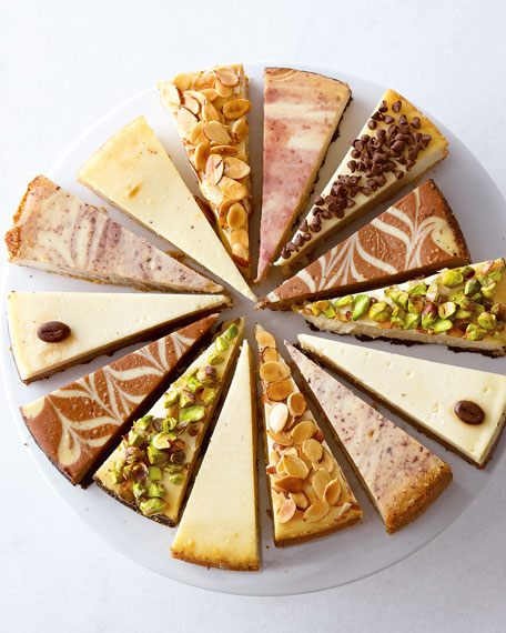 Cheesecake Sampler