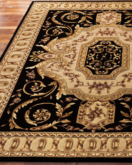 Empire Scrolls Rug, 5'3