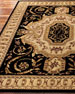 Empire Scrolls Rug, 6' Octagon