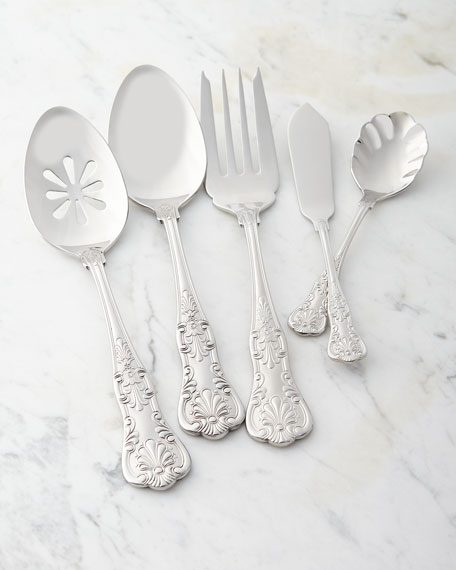 65-Piece Queens Flatware Service