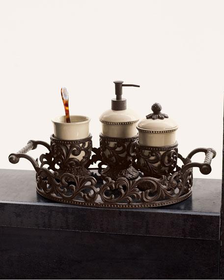 Three-Piece Vanity Set
