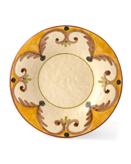 Baldaccio Salad Plates, Set of 4