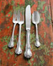 46-Piece Old Master Sterling Silver Flatware Service