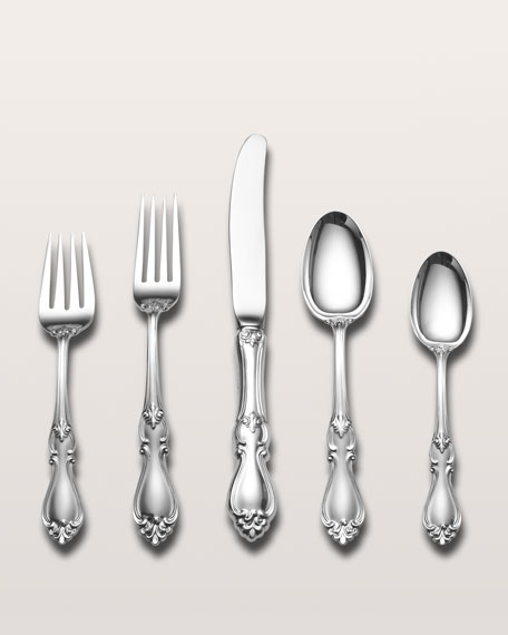 Towle Silversmiths 66-Piece Queen Elizabeth I Sterling Silver
