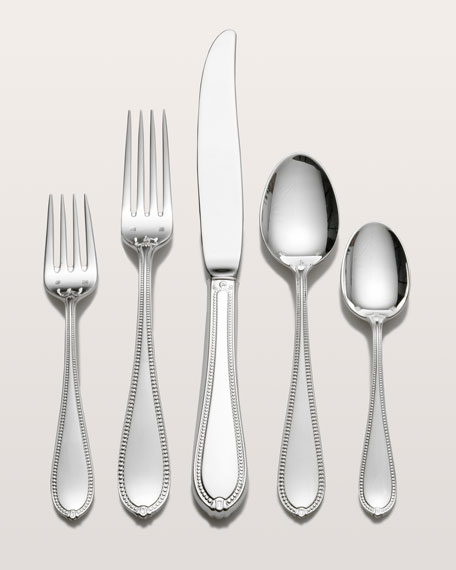 Tuttle 5-Piece Triumph Sterling Silver Flatware Place Setting