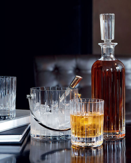 Harmonie Round Whiskey Decanter