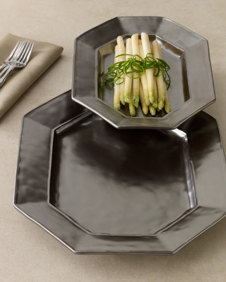 """Pewter"" Medium Platter"