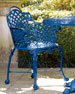 Basketweave Bistro Table & Chairs