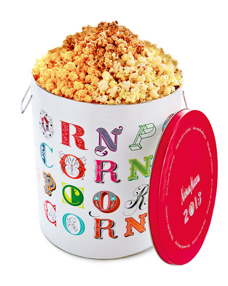 Annual Sweet & Salty Popcorn Tin