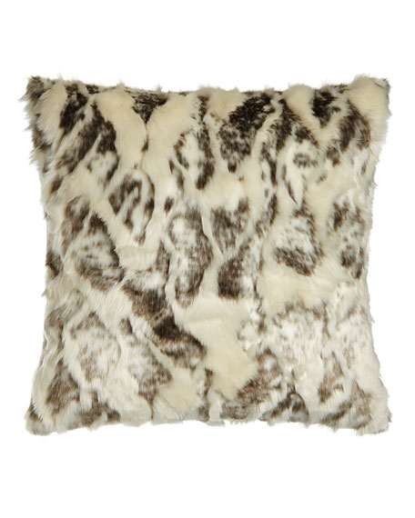 Dian Austin Couture Home Penthouse Suite European Faux-Fur