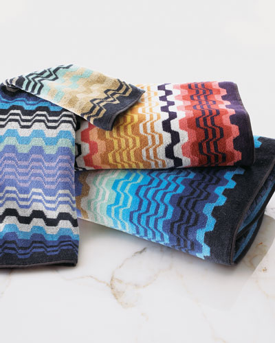 Missoni Stan Hand Towel: Missoni Home Collection, Towels & Umbrellas At Neiman Marcus