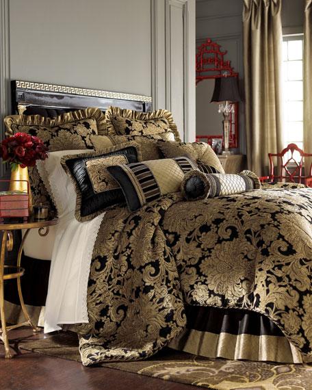 Austin Horn Classics Sienna Pieced Oblong Pillow with
