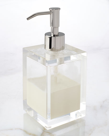 Mike & Ally Solid Ice Pump Dispenser