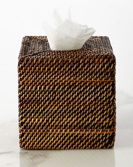 Calaisio Woven Tissue Box Cover