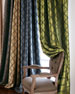 "Each 108""L Penrose Curtain"