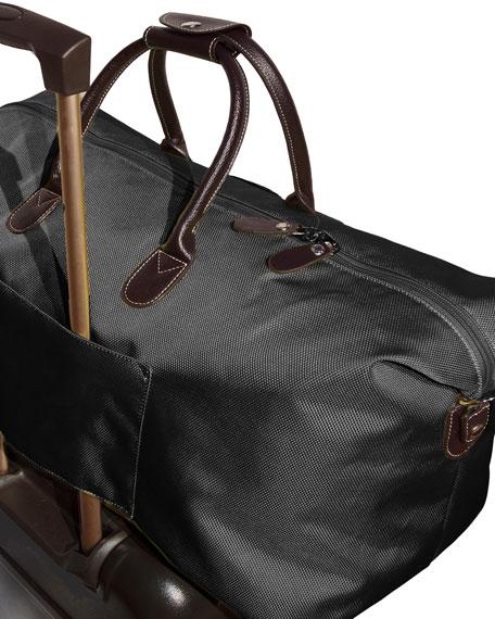 """Black Pronto 22"""" Cargo Duffel Luggage"""