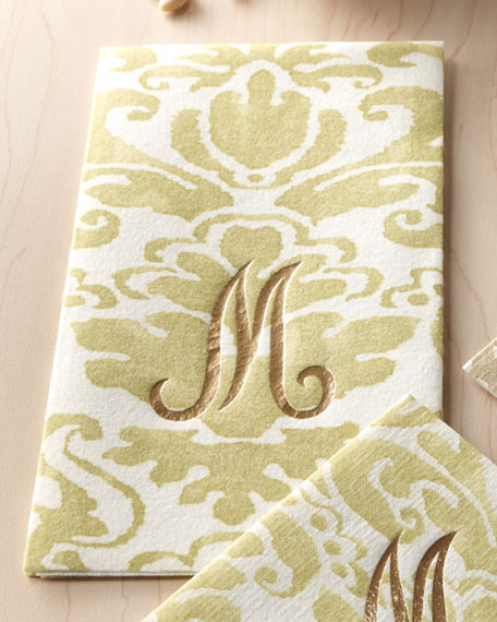100 Palazzo Guest Towels/Buffet Napkins