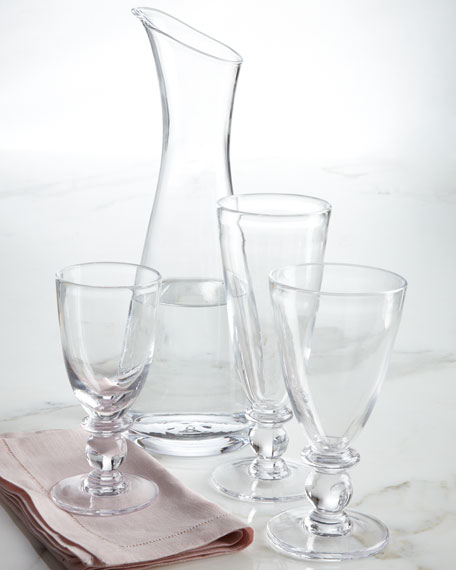 Simon Pearce Hartland & Barre Glassware