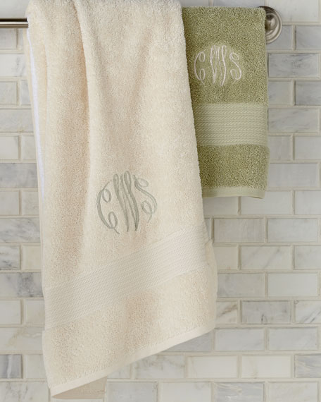 Greenwich Hand Towel, Plain