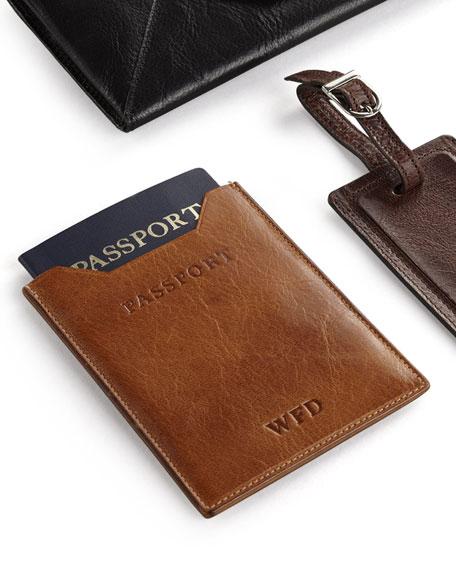 Passport Sleeve, Personalized
