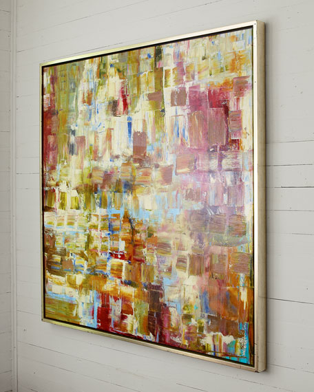PRETTY IN PINKS PAINTING