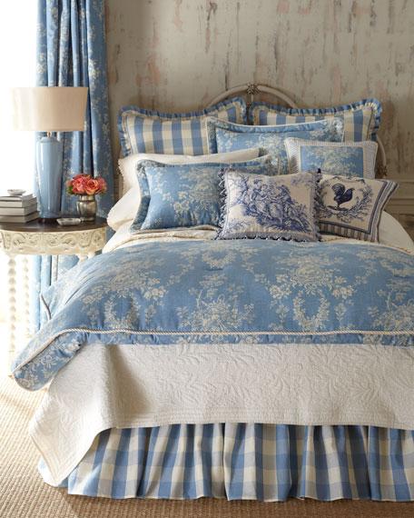 Queen Country Manor Comforter Set
