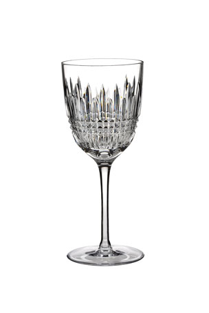 Waterford Crystal Lismore Diamond Red Wine Glass