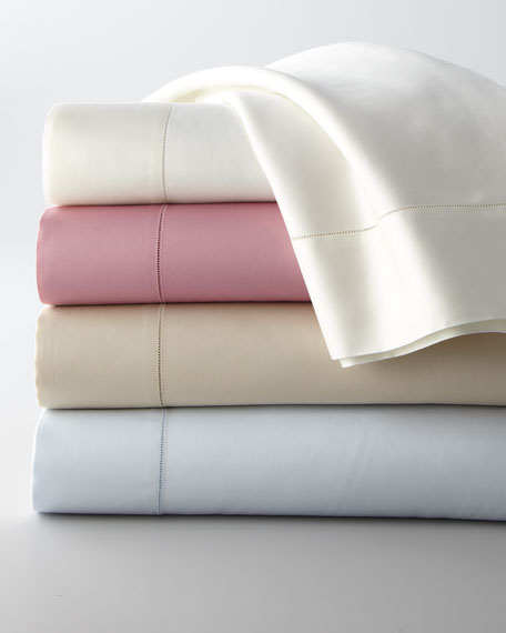SFERRA King Elyse 300TC Fitted Sheet