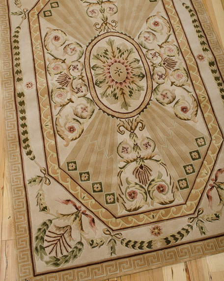 "Owl Branches Rug, 7'6"" x 9'6"""