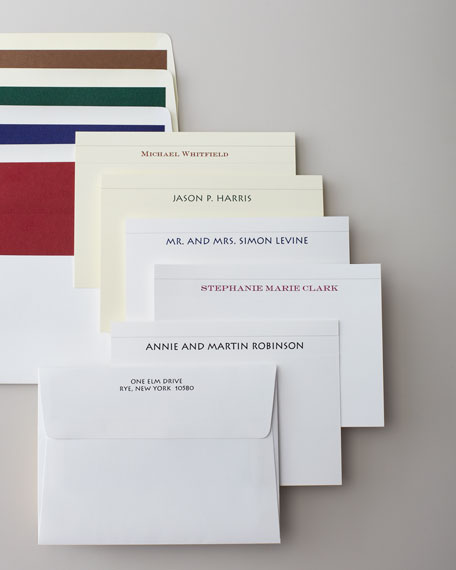 50 Camden Cards with Plain Unlined Envelopes