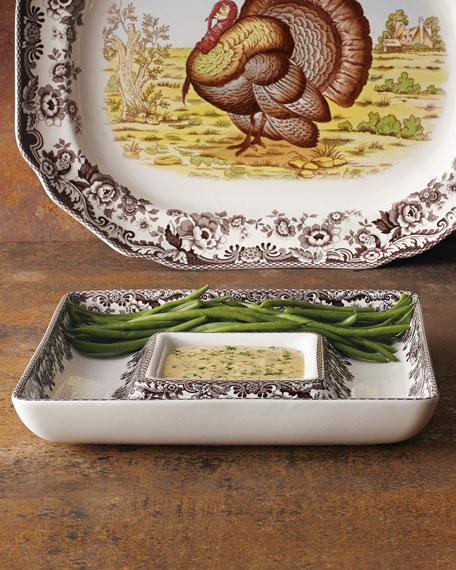 """""""Turkey"""" Chip & Dip"""