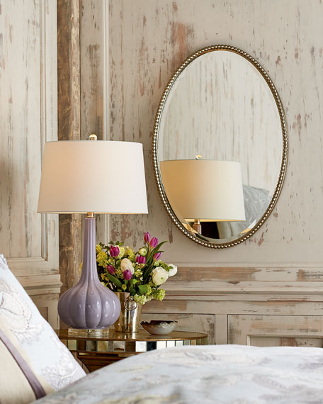 Traci Oval Mirror