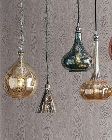 Regina andrew design mercury glass beaker pendant mercury glass beaker pendant mozeypictures Choice Image