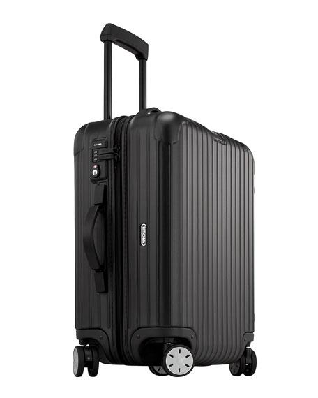 Salsa Matte Black Cabin Multiwheel Upright Luggage