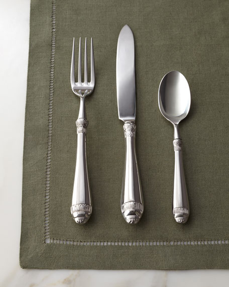 "Five-Piece ""Renaissance"" Flatware Place Setting"