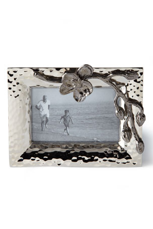 Michael Aram Black Orchid Mini Picture Frame